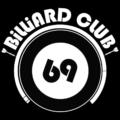 Billiard Darts Club 69 logo